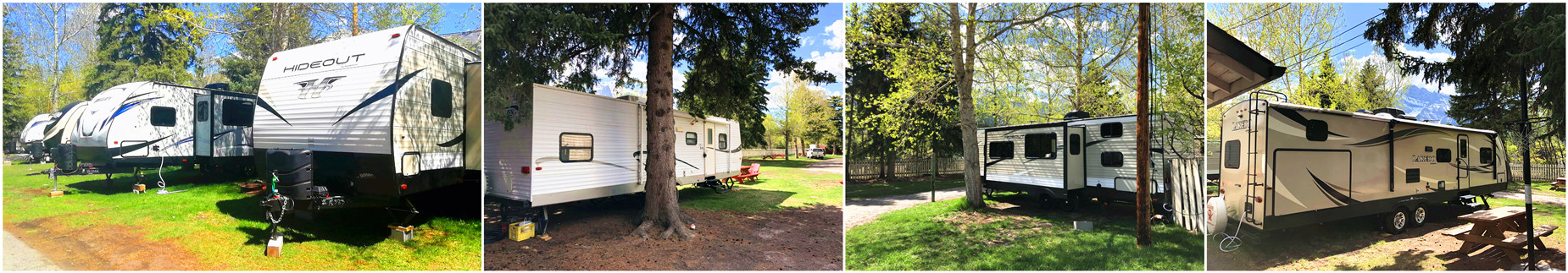Rundle Mountain RV Park – Join us camping in the heart of